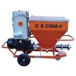 Bomba para grouting y de mortero proyectado C 8 COM-F