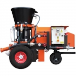 Máquina de hormigón SSB 02.1 DUO