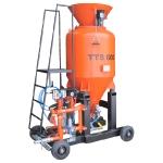 Máquina de hormigón proyectado TTS-600